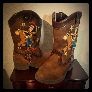Boys Woody Cowboy boots